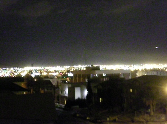 El Paso, scenes for downtown. Actually a really cool city