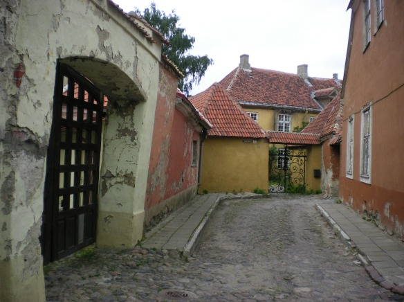 The old city, Tallinn