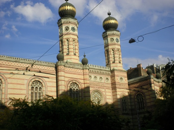 Second largest Synagogue in Europe