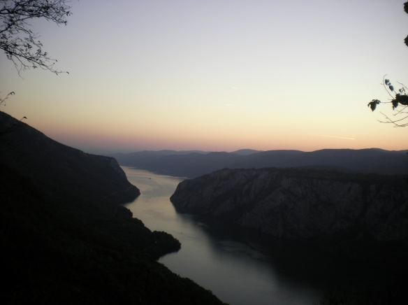 Danube from the Summit