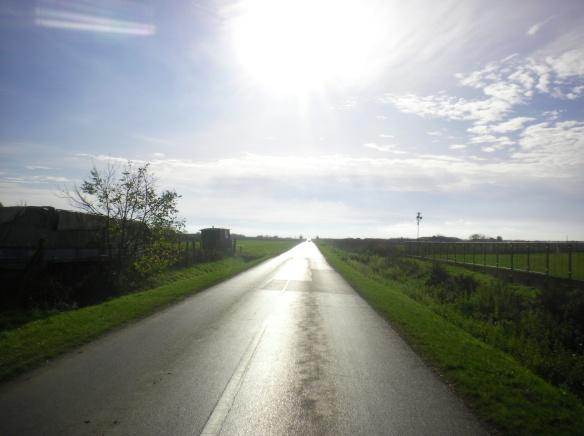 The road to Croatia