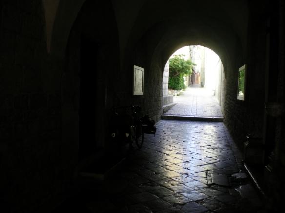 Old city Krk