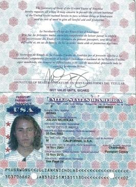 Chinese visas 1