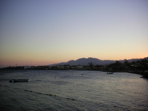 Dahab sunset