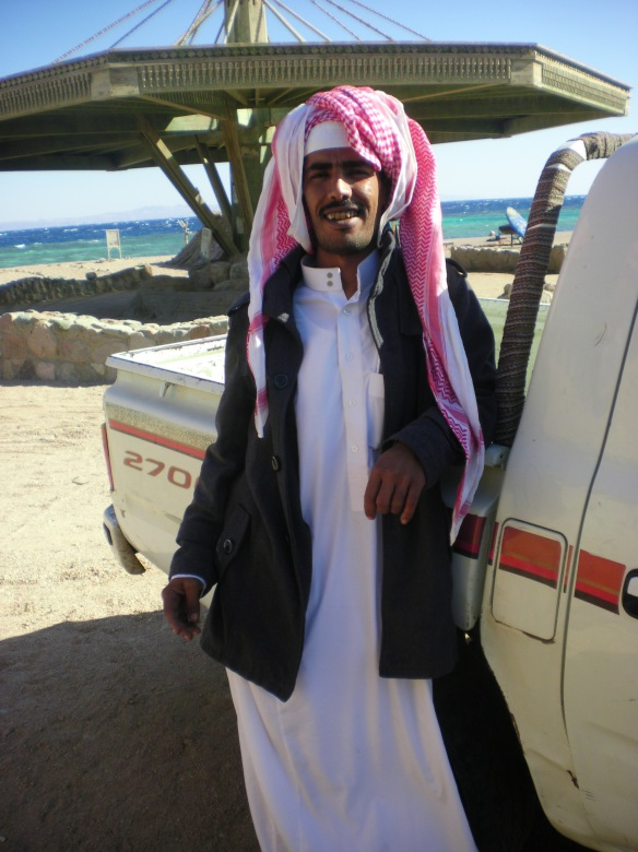 My Bedouin friend Mah mood