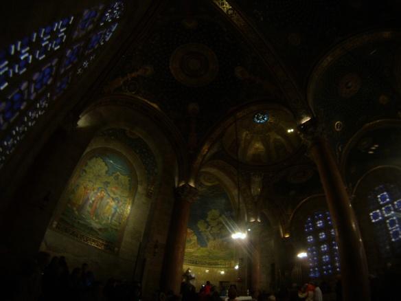 Gethsemane Church, Mt. of Olives Jerusalem
