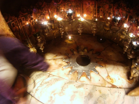 Location of Jesus' birth, Bethlehem