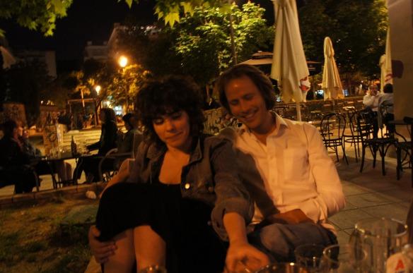 Hanging with Emrysini