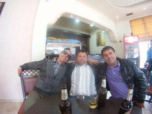 Albanian Godfathers, these guys out partied me