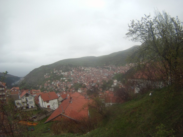 Krusevo village Kosovo