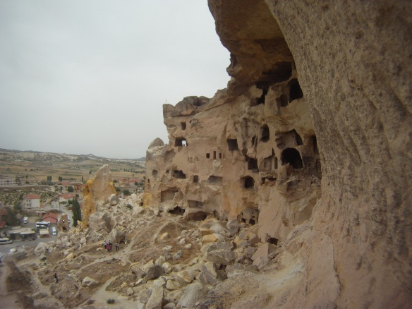 More epic caves, Cappodocia