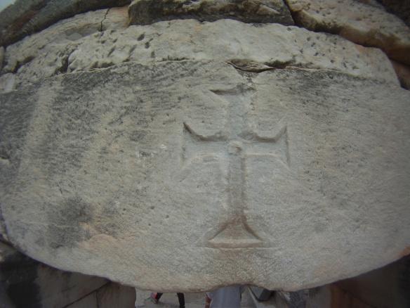 Crusaders always left their mark, Ephesus