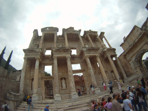 Temple of Celcius, Ephesus