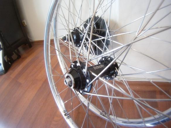 Velocity Wheelset