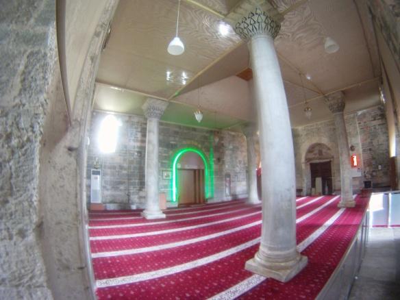 Inside Ayasophia Camii, Trabzon
