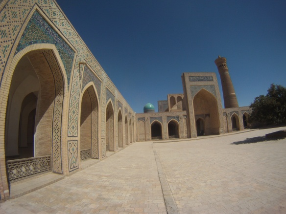 Po I Mosque and Minaret, Bukhara