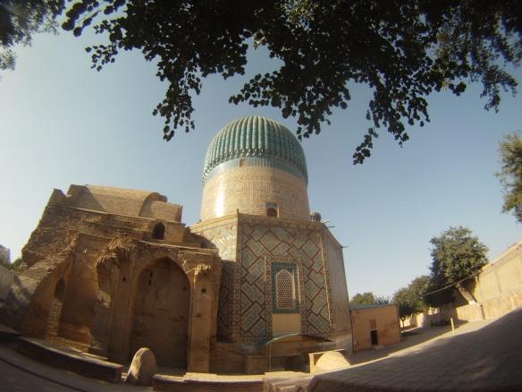 Amirs Tomb Samarkand