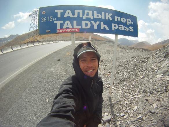 Summit 3,615 meters