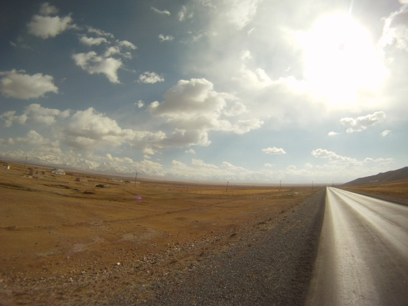 Once again the open road