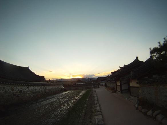 Ancient Confucian academy Gyeongju