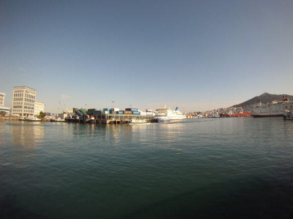 Busan port, so long Korea