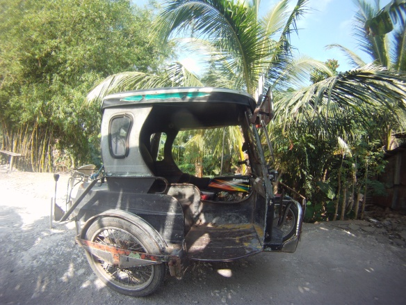 Cristos' tricycle