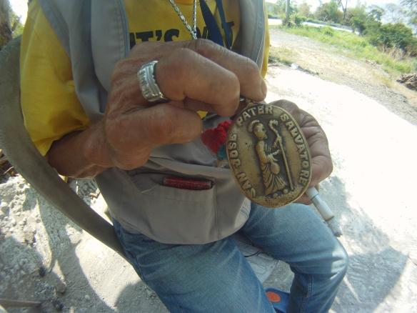 Sacred medalion