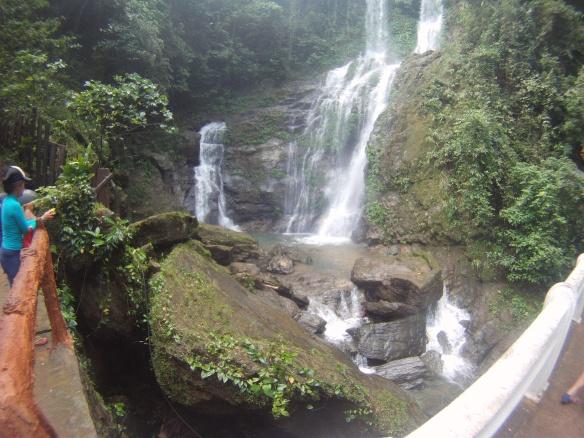 Tamaru falls
