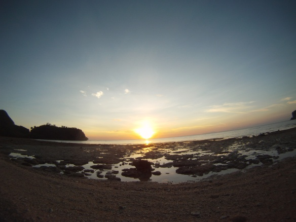 Binucot beach