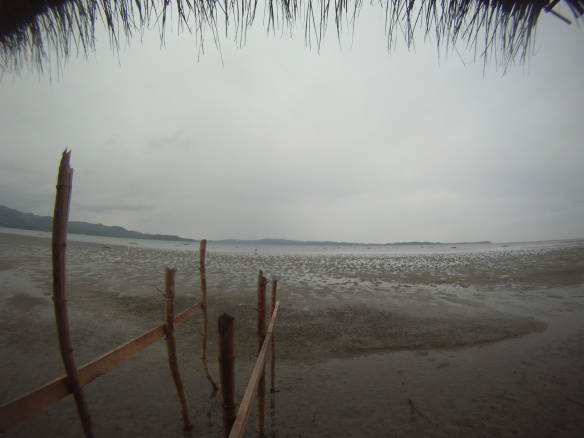 Low tide, Romblon harbor