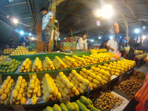Filipino mangos
