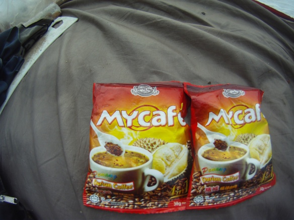 Indonesian Durian Instant coffee (4 in 1)
