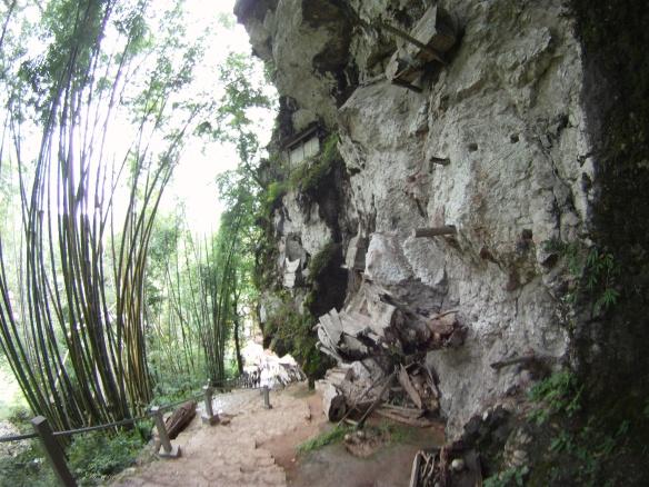 Burial mountain Kete Kesu
