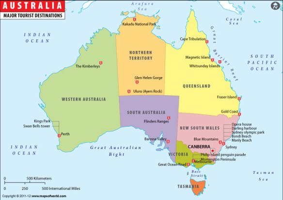 australia-travel-map