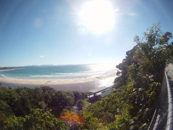 More of Byron Bay's beautiful beaches.