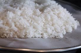Glutin rice