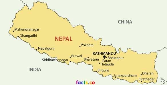 nepalmapwithcities